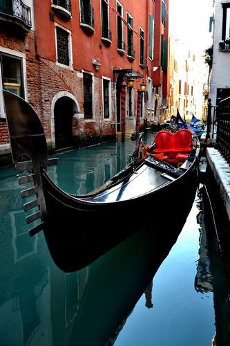 La gondola - Venezia (2568 clic)