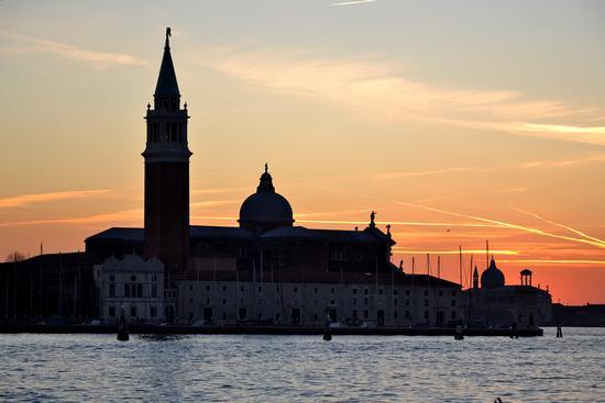 Tramonto a Venice - Venezia (3894 clic)