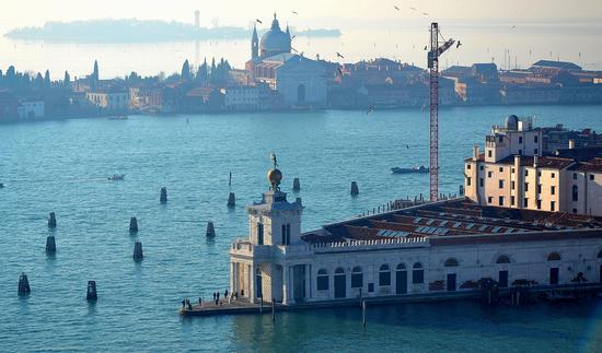 La gru - Venezia (2081 clic)