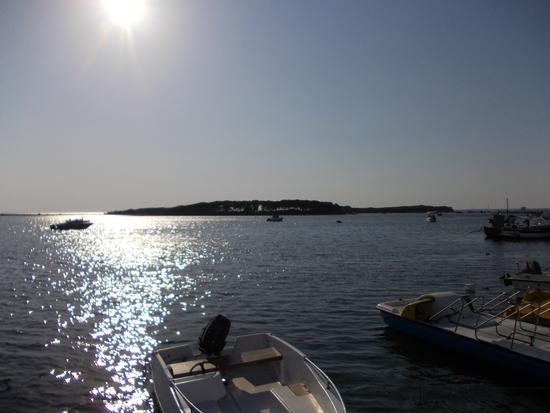 L' isolotto di Porto Cesareo (LE) - PORTO CESAREO - inserita il 01-Sep-11