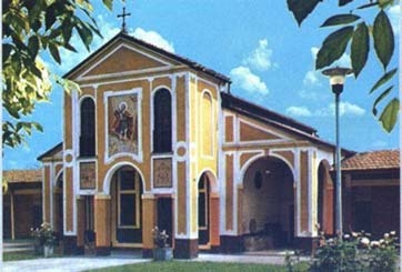 oratorio s.giovanni - Merlino (2078 clic)