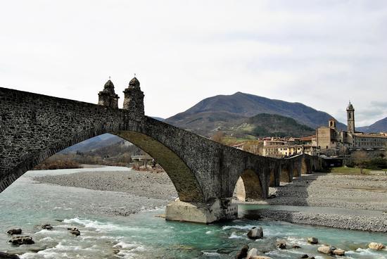 Ponte Vecchio   BOBBIO (PC) (333 clic)