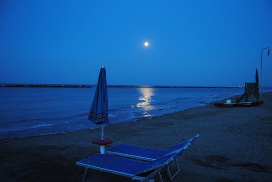 la spiaggia  - Lido di savio (1664 clic)