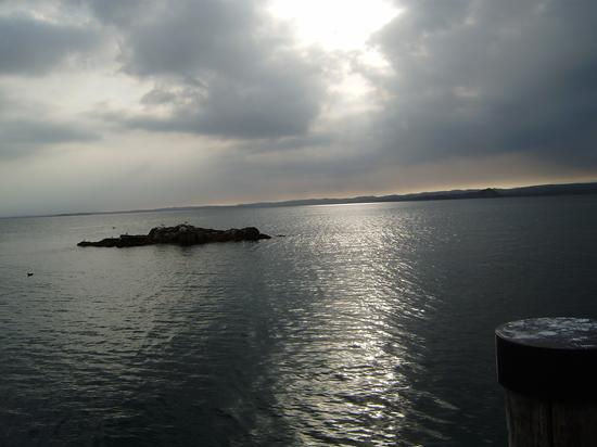 tramonto sul lago - Garda (1503 clic)