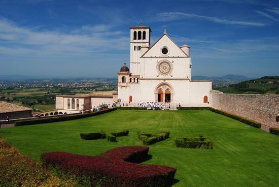 Basilica  di San Francesco  Assisi -  - inserita il 10-Nov-14