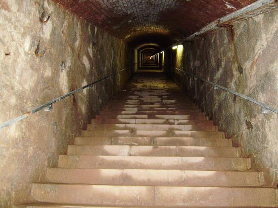 451 scalini Forte di Fortezza (3085 clic)