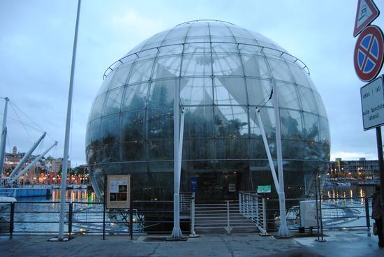 la biosfera  - GENOVA - inserita il 17-Dec-12