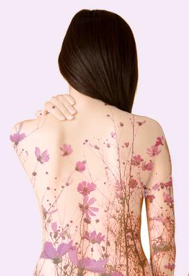 Body Painting digitale (616 clic)