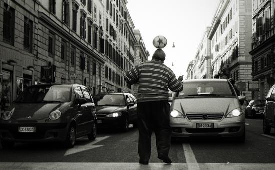 street show  - Roma (1375 clic)