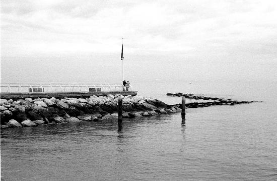 Moletto di Pesaro domenica mattina (2371 clic)