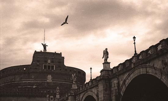 Le ali e il castello - Roma (2605 clic)