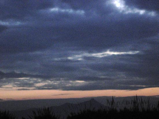 Alba invernale - ARBUS - inserita il 25-Jul-11
