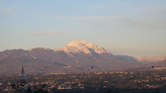 Gransasso d' Italia - Chieti (1574 clic)