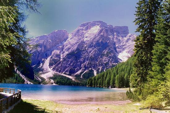 Lago di braies (2368 clic)