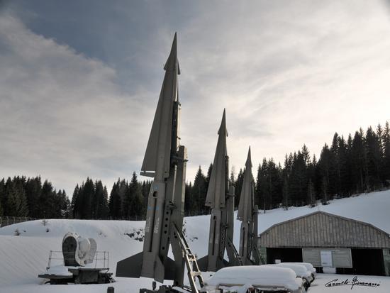 Base Tuono museo misilistico - Folgaria (2849 clic)