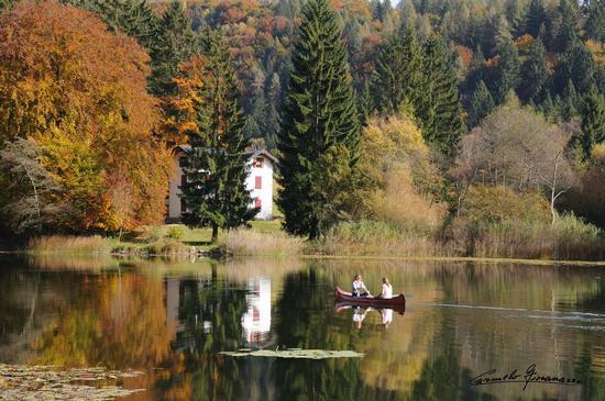 Lago di Cei - Villa lagarina (3126 clic)