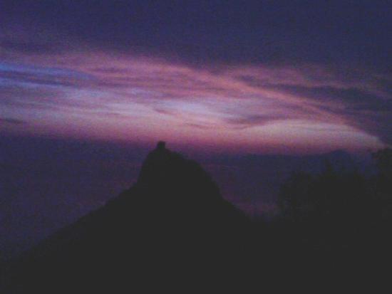 tramonto torre caini maratea (2630 clic)