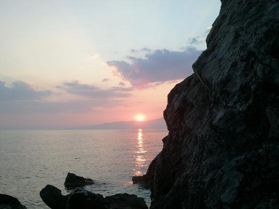 tramonto - Maratea (3120 clic)
