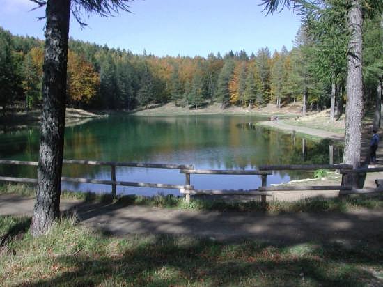 Lago della Ninfa - SESTOLA - inserita il 31-Oct-07