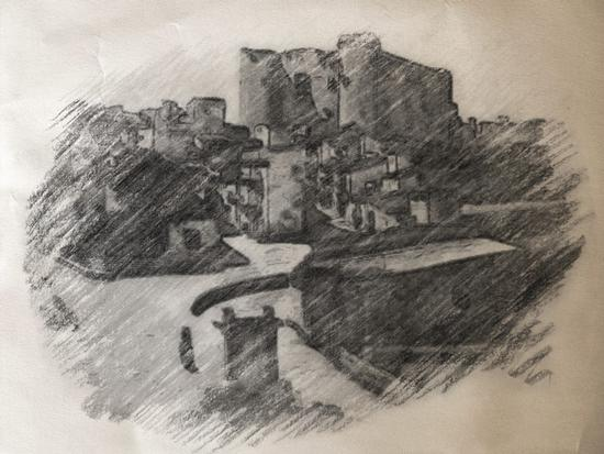castello chiaramontano - Racalmuto (2382 clic)