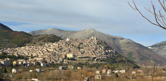 panorama - Morano calabro (464 clic)