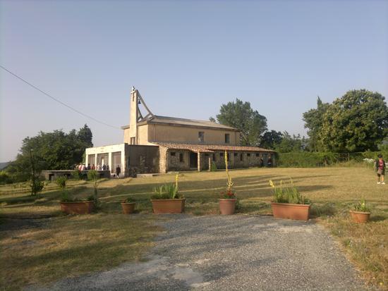 Santuario San Nicodemo monte Limina - Mammola (2799 clic)