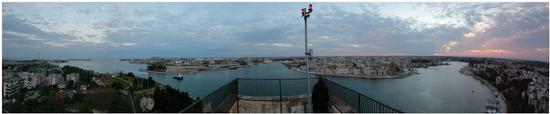panorama dal monumento al marinaio - Brindisi (891 clic)