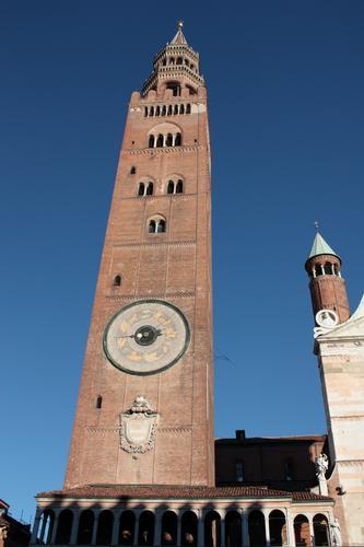 il Torrazzo - Cremona (1139 clic)