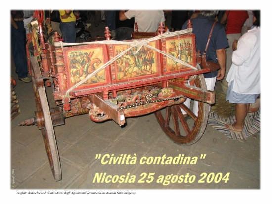Civiltà contadina a Nicosia (3476 clic)