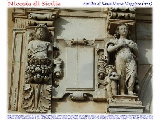 Tra sacro e pofano - Nicosia (2946 clic)