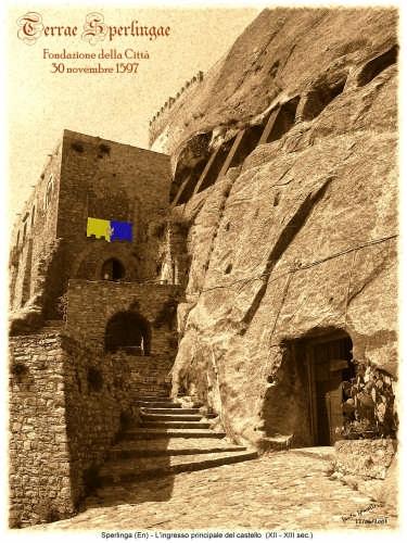 Il castello nella roccia - Sperlinga (3340 clic)