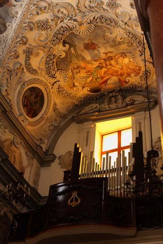 Organo e Stucchi  - Alcamo (2606 clic)