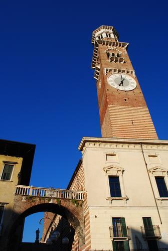 Torre di Lamberti - Verona (1662 clic)