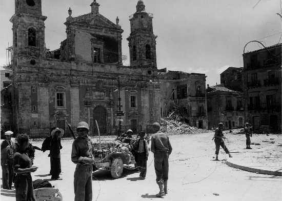 Caltanissetta: i bombardamenti (8764 clic)