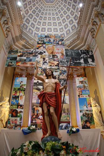 SS.CRISTO RISORTO ai piedi della Croce - Ispica (4298 clic)