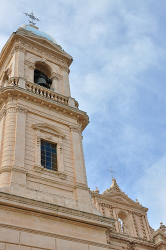 Torre camapanaria della SS. Annunziata di Ispica (2270 clic)