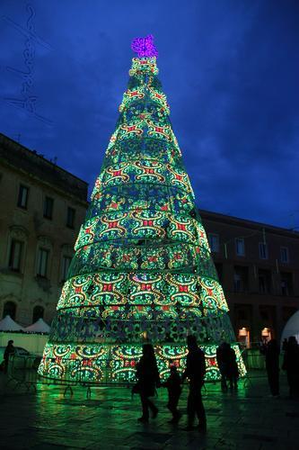 Piazza Sant'Oronzo al 25/12/11  - Lecce (1558 clic)