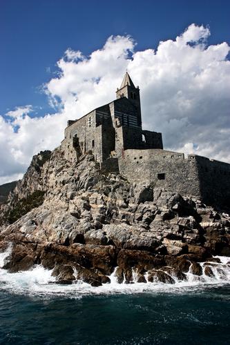 La Chiesa di S. Pietro - Portovenere (4484 clic)