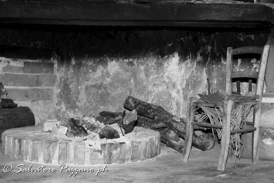 Il focolare - Mammola (1925 clic)