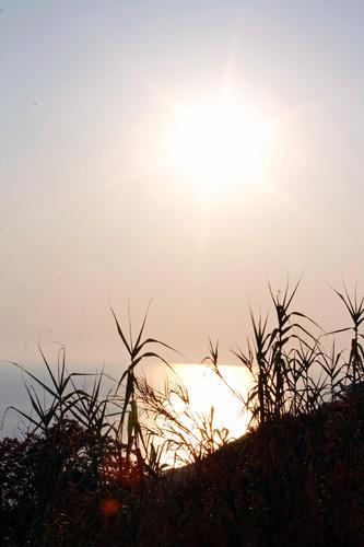 riflesso sul mare - Nicotera (2013 clic)