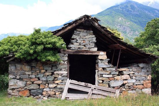 casetta montanara - Verres (4603 clic)
