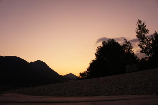tramonto a barrea (1744 clic)