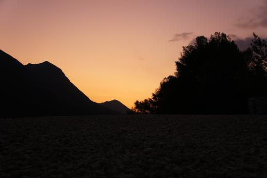 tramonto a barrea (1509 clic)