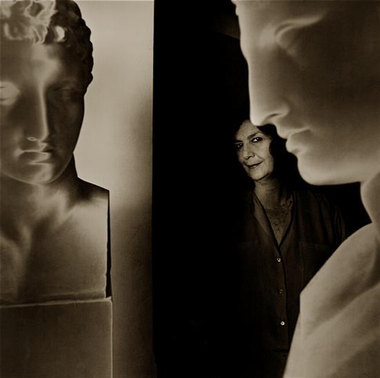 Graziella Lonardi Buontempo - Ritratto di Augusto De Luca - Napoli (2002 clic)