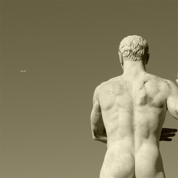 Stadio dei marmi - Augusto De Luca - 2 - Roma (1453 clic)