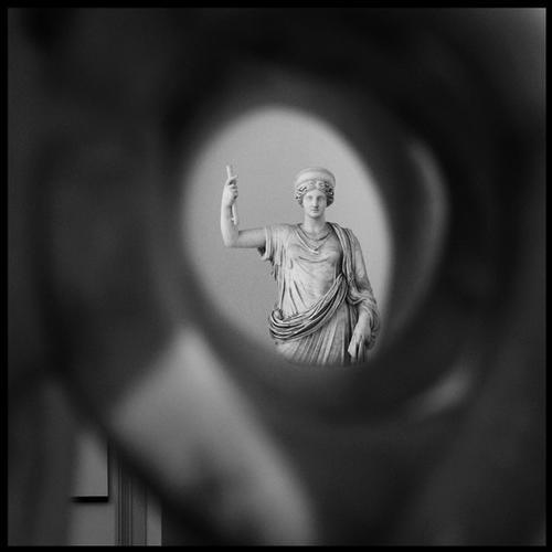 Museo Archeologico di Napoli 3 - Augusto De Luca (1990 clic)
