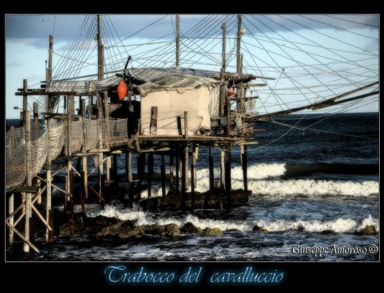 Trabocco - San vito chietino (4580 clic)