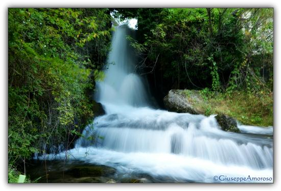 Le cascate - Fara san martino (3661 clic)