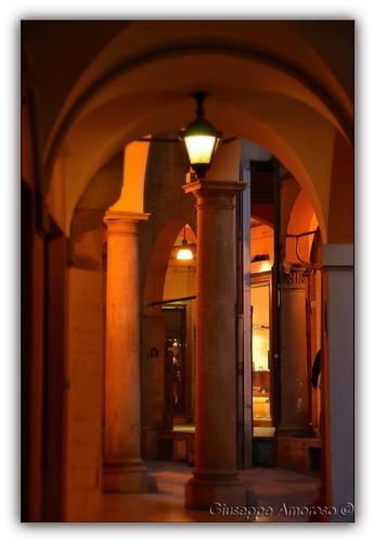 Portici bolognesi... - Bologna (3021 clic)