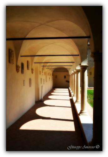 Portico - Ravenna (2323 clic)
